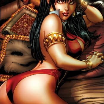 Vampirella: Feary Tales – A Collaborative Miniseries With Collins, Simone, Grayson And More