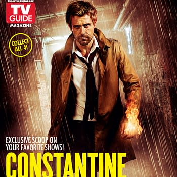 TV Guide Reveals Covers To Comic Con Special Magazines