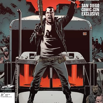 The SDCC Exclusive Walking Dead Magazine Cover Revealed &#8211 Two Words: Daryl Dixon