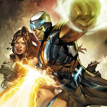 Clay Mann Signs Exclusive Contract With Valiant &#8211 Unity And X-O Manowar Get Zero Issues