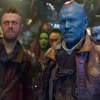 Michael Rooker Let Some Spoilers Slip On Yondu's Connection To Peter Quill