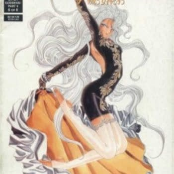 Oh My Goddess To Be Omnibused By Dark Horse Over 15 Volumes