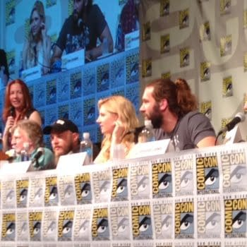 Live From The Vikings: Blood Legacy Panel At San Diego Comic Con With Cast – 'The Bottom Line Is This Is Real'