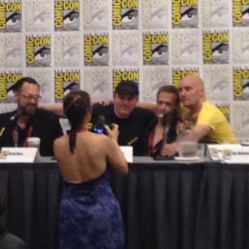 The Temple Of Arts Serious Star Power &#8211 McKean Sienkiewicz Mack Morrison And More At San Diego Comic Con