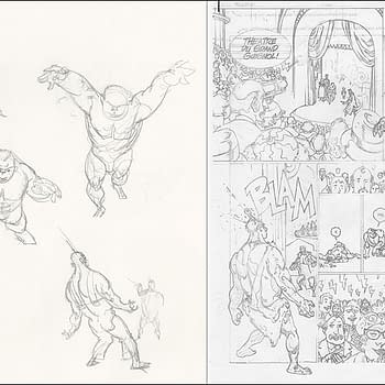 Wouldnt You Want A Massive Archive Of P. Craig Russells Sketches