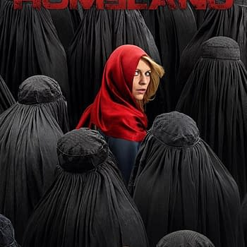 First Look At Homeland Season 4 And Poster