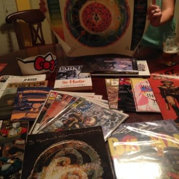Swag! San Diego Comic Con Edition – The Whole Shabang