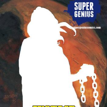 Super Genius Line From Papercutz Hints At A Major SDCC Announcement – Third Teaser