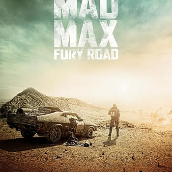 WB Unveils Mad Max: Fury Road And The Hobbit: The Battle Of Five Armies Posters