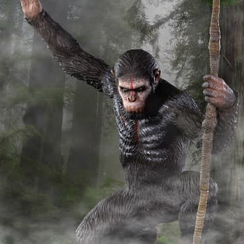 PCS Collectibles Offers 1:4 Scale Caesar From Dawn Of The Planet Of The Apes