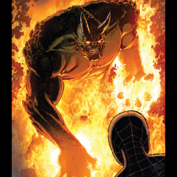 Is That The Green Goblin's… One Eyed Monster? (Ultimate Spider-Man #3 Spoiler)