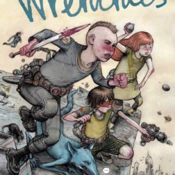 Farel Dalrymple's The Wrenchies Is A Beautifully Brutal Masterpiece