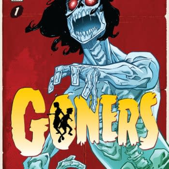 From Image Comics, In October, It's Goners – Official