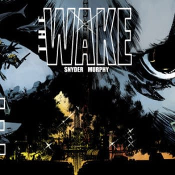 The Big Question Is Do We 'Go Forth And Explore'? Scott Snyder Teases The Wake's Final Issue
