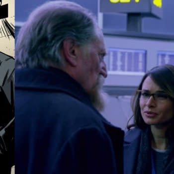 The Strain – A Panel By Frame Comparison Between The Comic And The Show