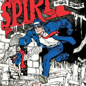 Will Eisner's The Spirit Finds A New Haunt At Dynamite