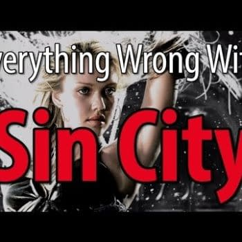 Cinema Sins Shows Us Everything Wrong With Sin City…