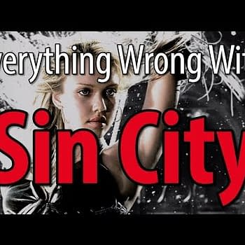 Cinema Sins Shows Us Everything Wrong With Sin City&#8230