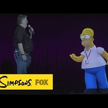 Holographic Homer At Comic Con Leads To Lawsuit