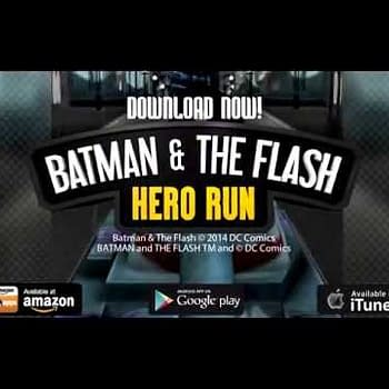 Batman &#038 The Flash: Hero Run For iOS And Android