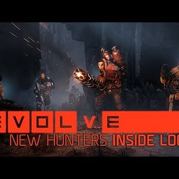 Getting Hands On With Evolve