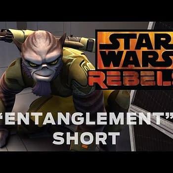 New Star Wars Rebels Short &#8211 Entanglement