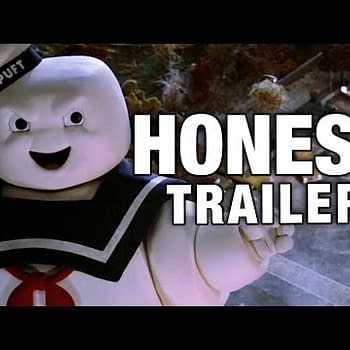 Ghostbusters 30th Anniversary Gets An Honest Trailer