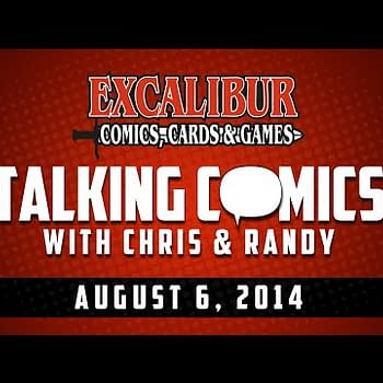 Talking Comics &#8211 Discussing This Weeks Upcoming Titles From Original Sin To Terminal Hero Imperial Nightworld And More