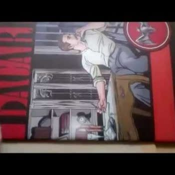 Giant Sized Rum-Thing: Opening Up Warren Ellis And Mike Allred's The Spirit Of Bacardi Comic
