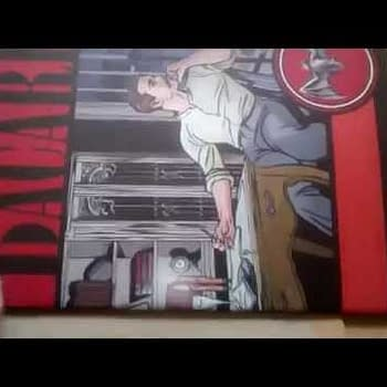 Giant Sized Rum-Thing: Opening Up Warren Ellis And Mike Allreds The Spirit Of Bacardi Comic