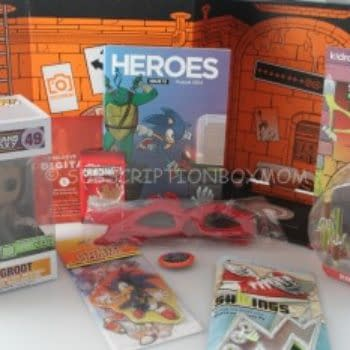 Flipping Your LootCrate And NerdBlock In August
