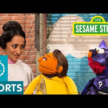Numeric Con And Cosplay Comes To Sesame Street