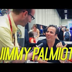 Harley Quinn's Jimmy Palmiotti Talks Gatecrashing Celeb Parties At San Diego Comic Con