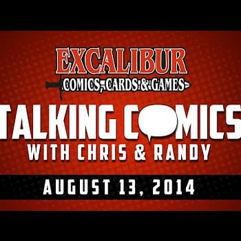 Talking Comics &#8211 Discussing This Weeks Upcoming Titles From Wolverine To Hexed Dark Ages And Captain Marvel
