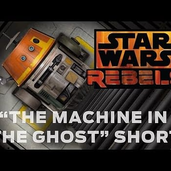 Star Wars Rebels Short &#8211 The Machine in The Ghost