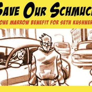 Make A Stand For A Creator In Need At Seth Kushner's 'Save Our Schmuck Benefit' In New York(UPDATE)