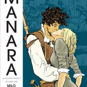 Lying In The Gutters – 25th August, 2014 – Manara, Miller And Marvel