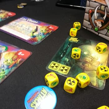 Bleeding Gen Con Day Two – Awards And New Game Discoveries