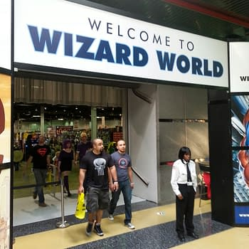Wizard World Chicago – Where Did All The Artists Go