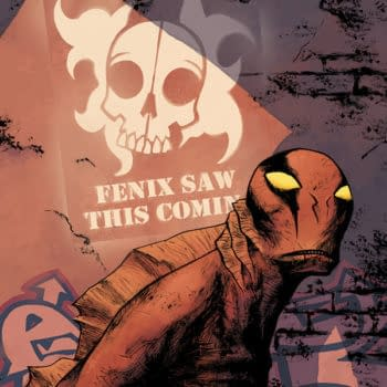 Abe Sapien Is Something Else Altogether – Preview His Showdown With The Past In #16