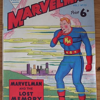 Possibly The Only Remaining Copy Of Marvelman #26 Sells For Over $4000