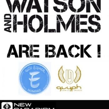 Watson & Holmes – After The Eisners