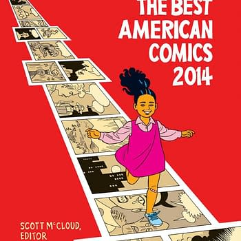 Whats In Scott McClouds The Best American Comics 2014