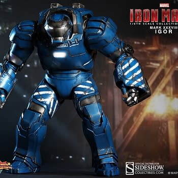 Sideshow Collectibles Concludes Stark Week By Helping You Find Your Iron Man Armor