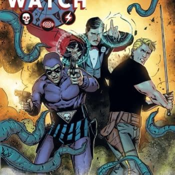 Free On Bleeding Cool – Kings Watch Part I By Jeff Parker And Marc Laming
