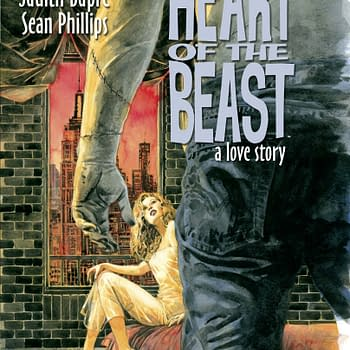 12-Page Preview Of The Heart Of The Beast 20th Anniversary Hardcover