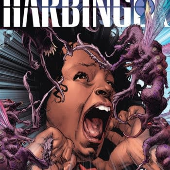 Triple Shot Preview – The Delinquents #1, Armor Hunters: Bloodshot #2 And Armor Hunters: Harbinger #2