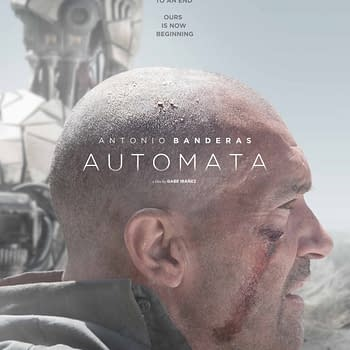 First Trailer For Automata Starring Antonio Banderas