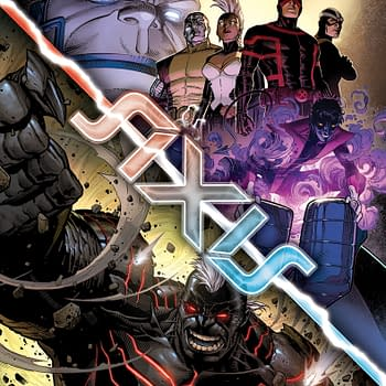 Chip Zdarsky Joins The Marvel Avengers &#038 X-Men: Axis #1 Party With Deadpool