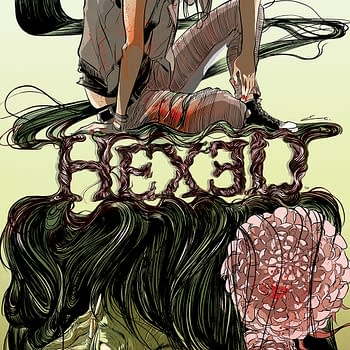 Could Dan Mora Be The Next Emma Rios A Look At Hexed #1 Out Today